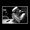Sad Trooper